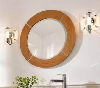 Imperial Annabel Wall Bathroom Mirror